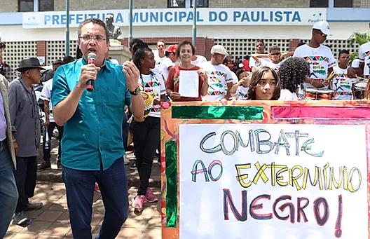 Semana da Consciência Negra em Paulista/PE