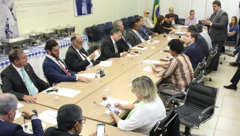 Wolney Queiroz é o novo líder do PDT na Câmara dos Deputados