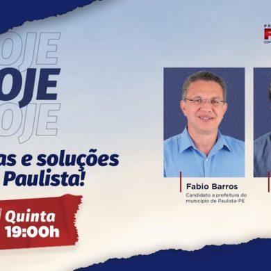 Debate: Problemas e Soluções para Paulista! Fábio Barros e Ronan Tardin
